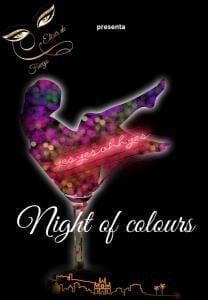 Swingerparty Night of colours