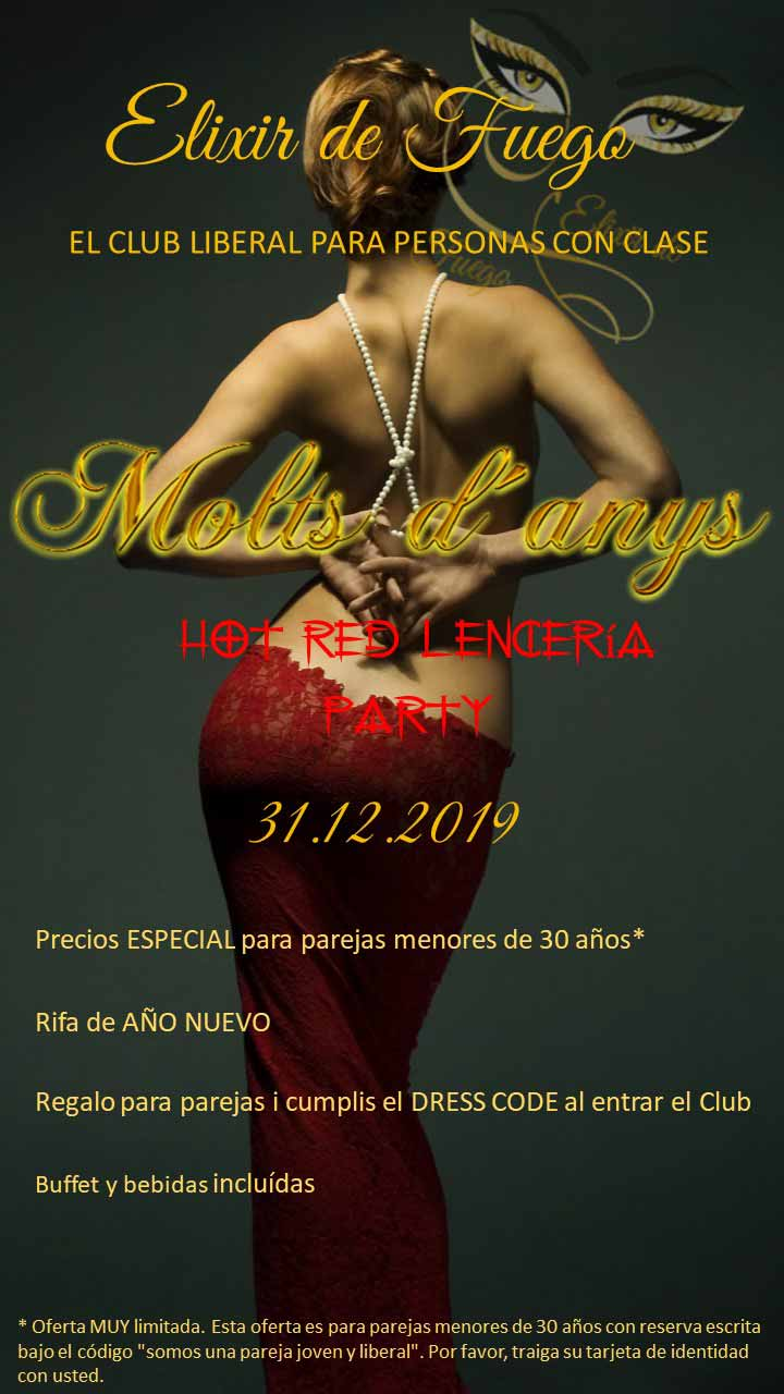 , New Year's Eve – Molts d`anys 2019, ,