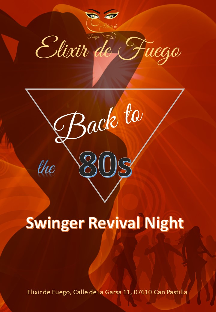 Swingers Events, Events July, ,